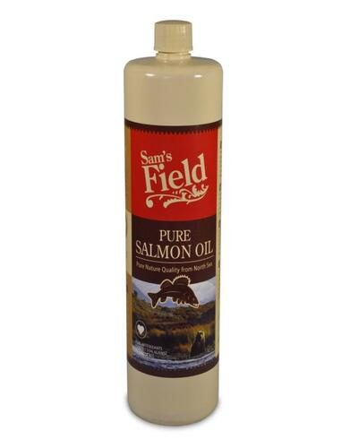 Sam's Field – Pure Salmon Oil (750 ml)