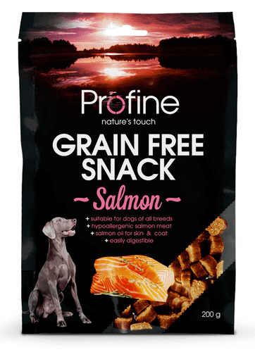 Profine Grain Free Snack Salmon 200g