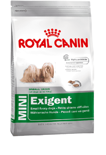 Royal Canin Mini Exigent 4 kg.