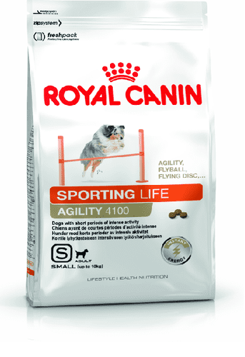 Royal Canin Sporting Life Agility 4100 S 7,5 kg.