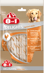 8in1 Delights Twisted Sticks, 35 stk.