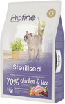 Profine Cat Sterilised 10 kg.