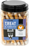 Petcare Twisted Chicken Sticks 400g