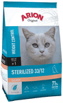 Arion Original Cat Sterilized Salmon 7,5 kg - HUL I POSE