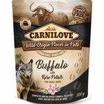 Carnilove Pouch Pate Buffalo with Rose Petals (300g)