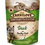 Carnilove Pouch Pate Duck with Timothy Grass (300g)
