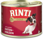 Rinti Gold Andehjerter (185g)