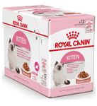Royal Canin Kitten Instinctive - bidder i sovs 12x85g
