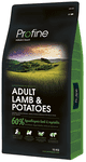 Profine Hundefoder - Adult Lamb & Potatoes 15 kg.