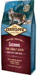 Carnilove Salmon for Adult Cats – Sensitive & Long Hair 6 kg.